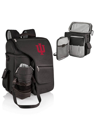 Indiana Hoosiers Digital Print Turismo Backpack Cooler