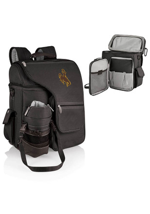 Wyoming Cowboys Digital Print Turismo Backpack Cooler