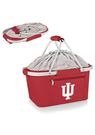 Indiana Hoosiers Digital Print Metro Basket Cooler