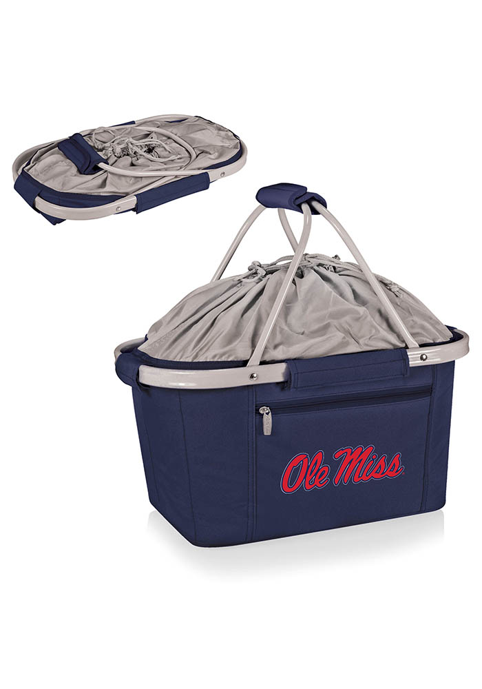 Ole Miss Rebels Digital Print Metro Basket Cooler - Image 1