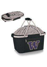 Washington Huskies Metro Basket Cooler