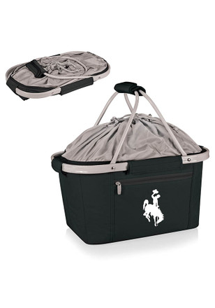 Wyoming Cowboys Metro Basket Cooler
