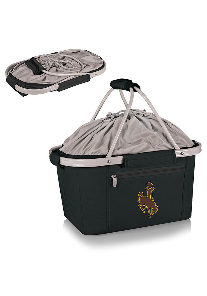 Wyoming Cowboys Metro Basket Cooler - Image 1