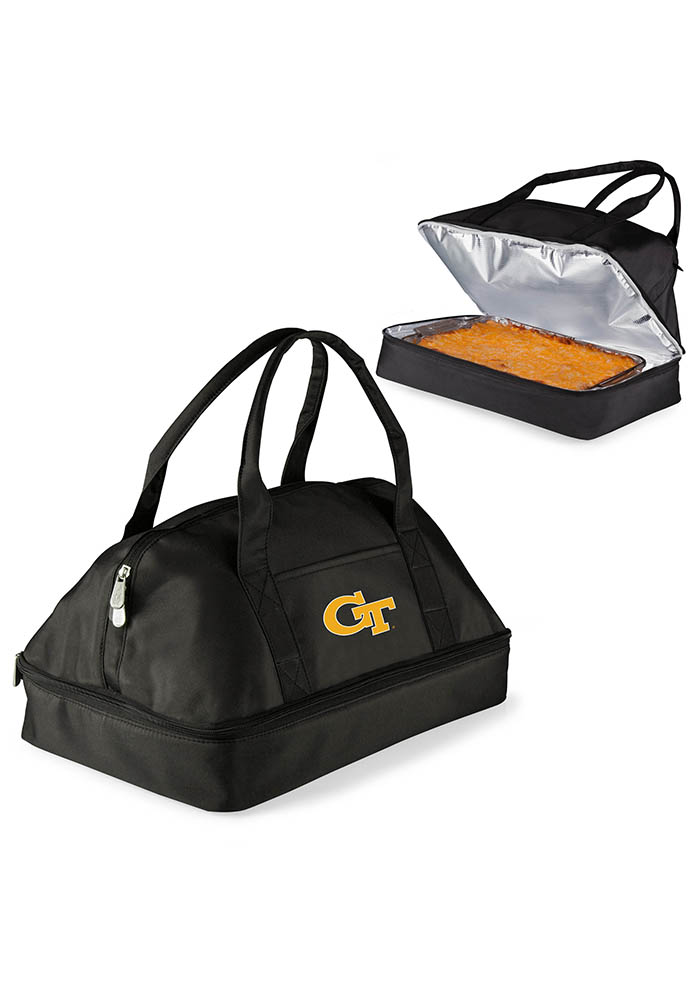 GA Tech Yellow Jackets Potluck Serving Tray - Image 1