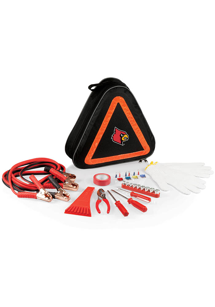 Louisville Cardinals Roadside Emergency Car Accessory Interior Accessory - Image 1
