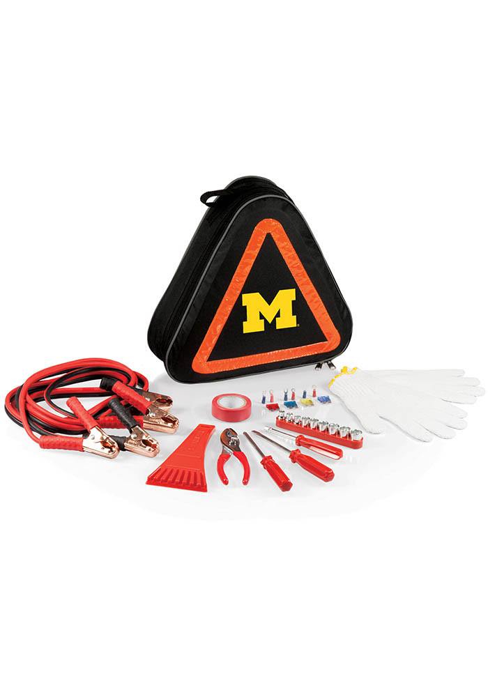 Michigan Wolverines Roadside Emergency Car Accessory Interior Accessory - Image 1