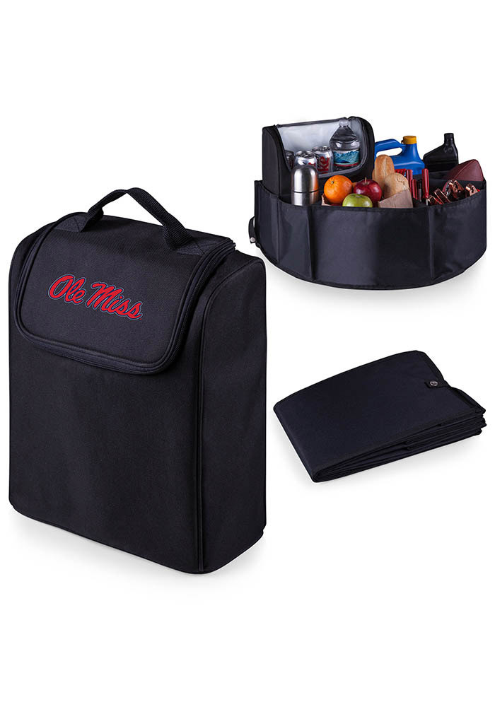 Ole Miss Rebels Trunk Boss Car Accessory Interior Accessory - Image 1