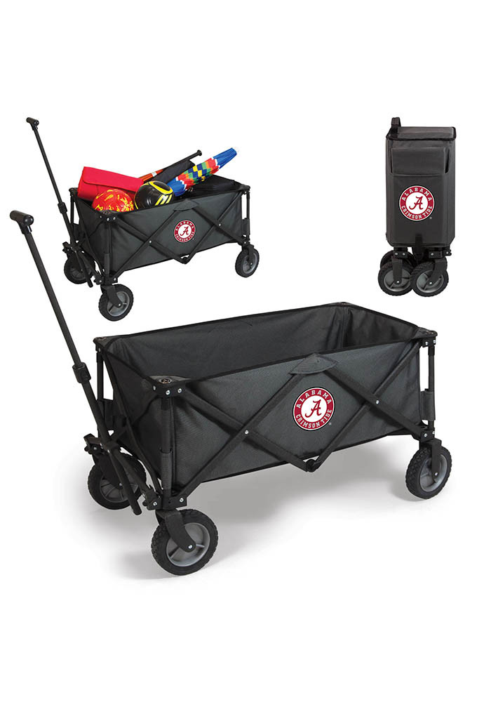 Alabama Crimson Tide Adventure Wagon Cooler - Image 1