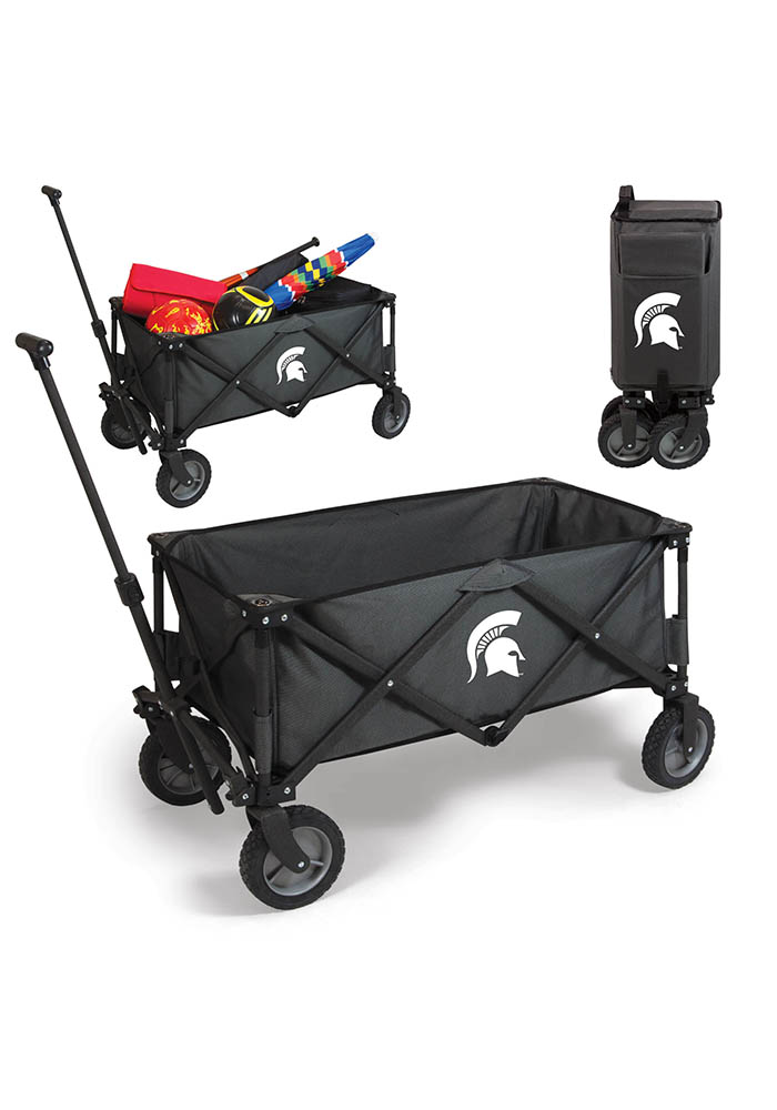 Michigan State Spartans Adventure Wagon Cooler - Image 1