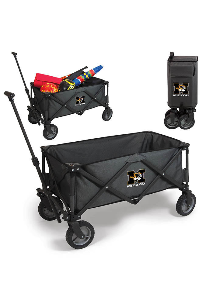 Missouri Tigers Adventure Wagon Cooler - Image 1