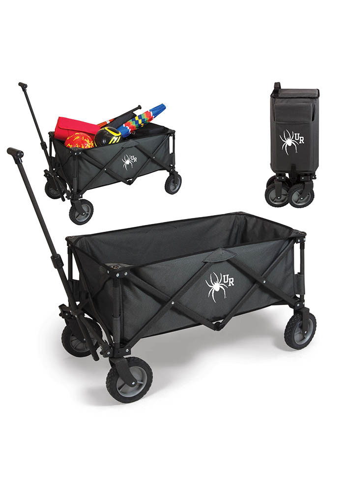 Richmond Spiders Adventure Wagon Cooler - Image 1