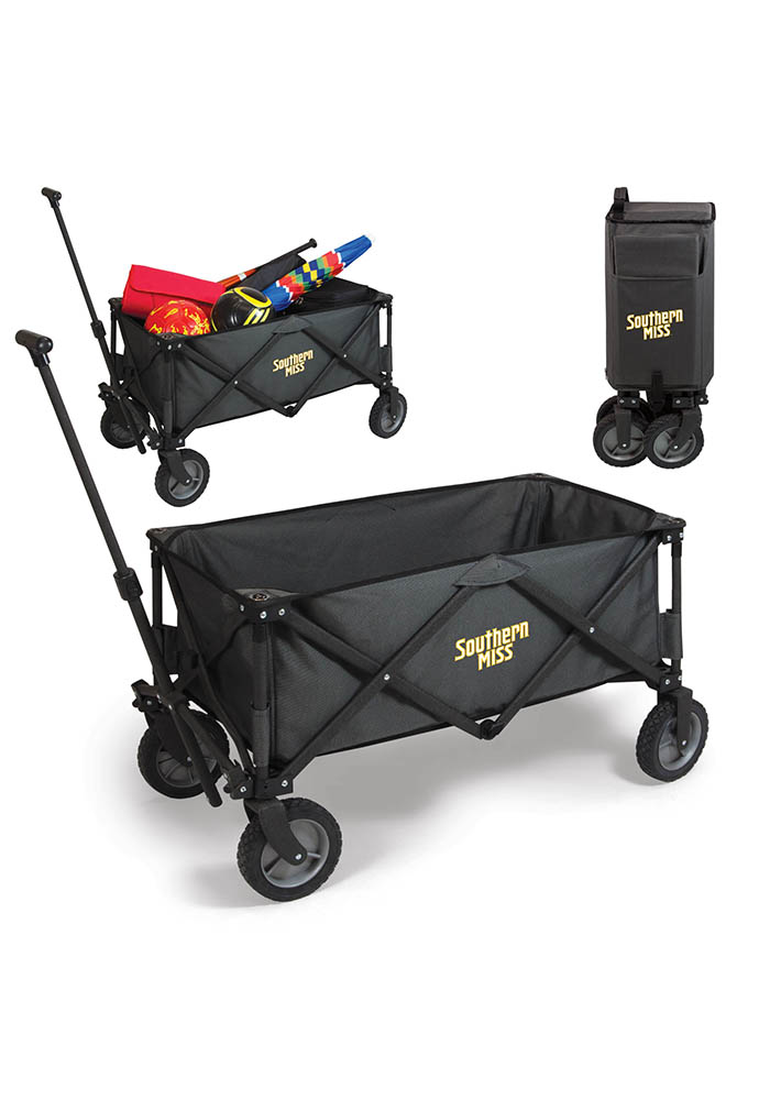 Southern Mississippi Adventure Wagon Cooler - Image 1
