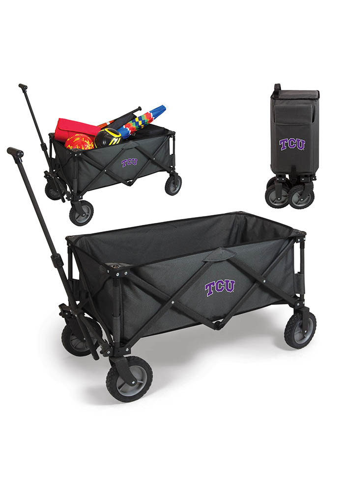 TCU Horned Frogs Adventure Wagon Cooler - Image 1