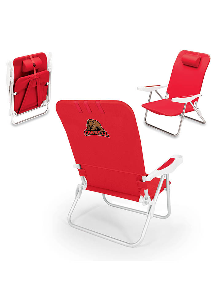 Cornell Big Red Monaco Folding Chair - Image 1