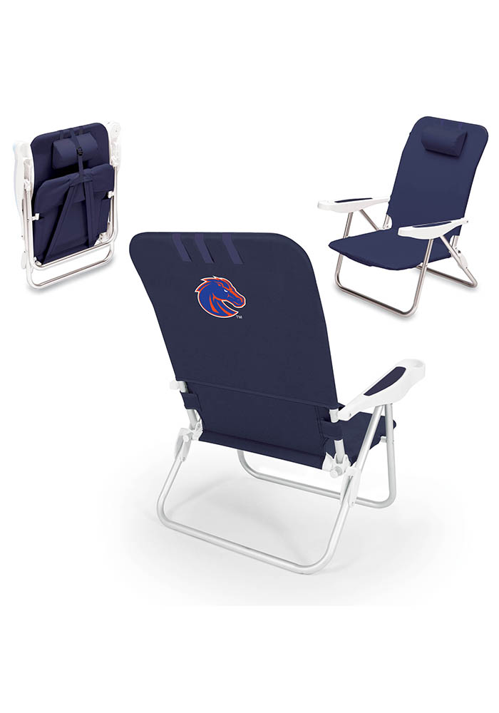 Boise State Broncos Monaco Folding Chair - Image 1