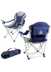 Arizona Wildcats Reclining Camp Canvas Chair