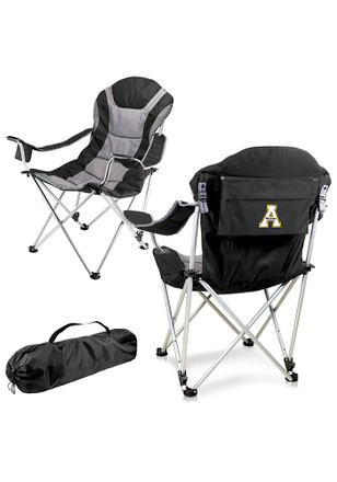 Appalachian State Reclining Camp Canvas Chair