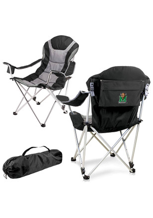Marshall Thundering Herd Reclining Camp Canvas Chair