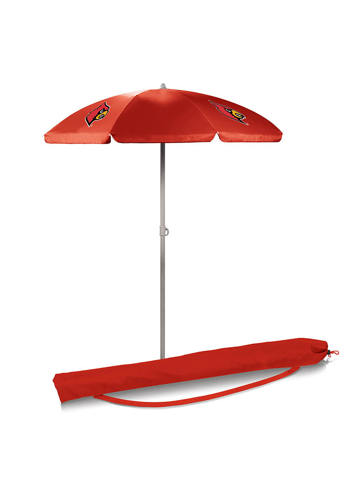 Louisville Cardinals Umbrella Tent - Image 1