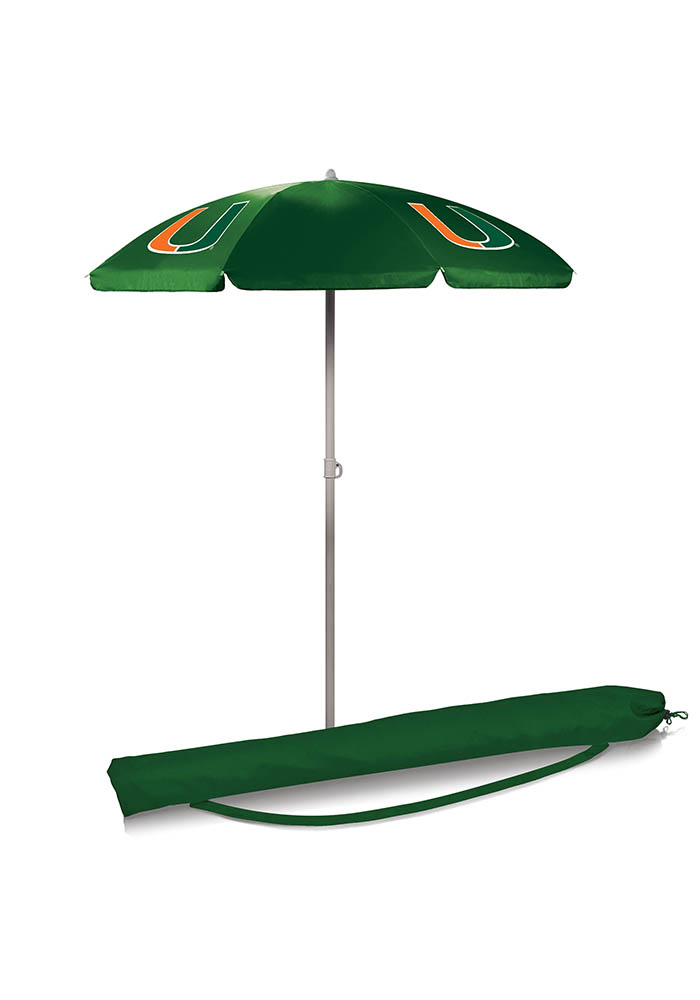Miami Hurricanes Umbrella Tent - Image 1