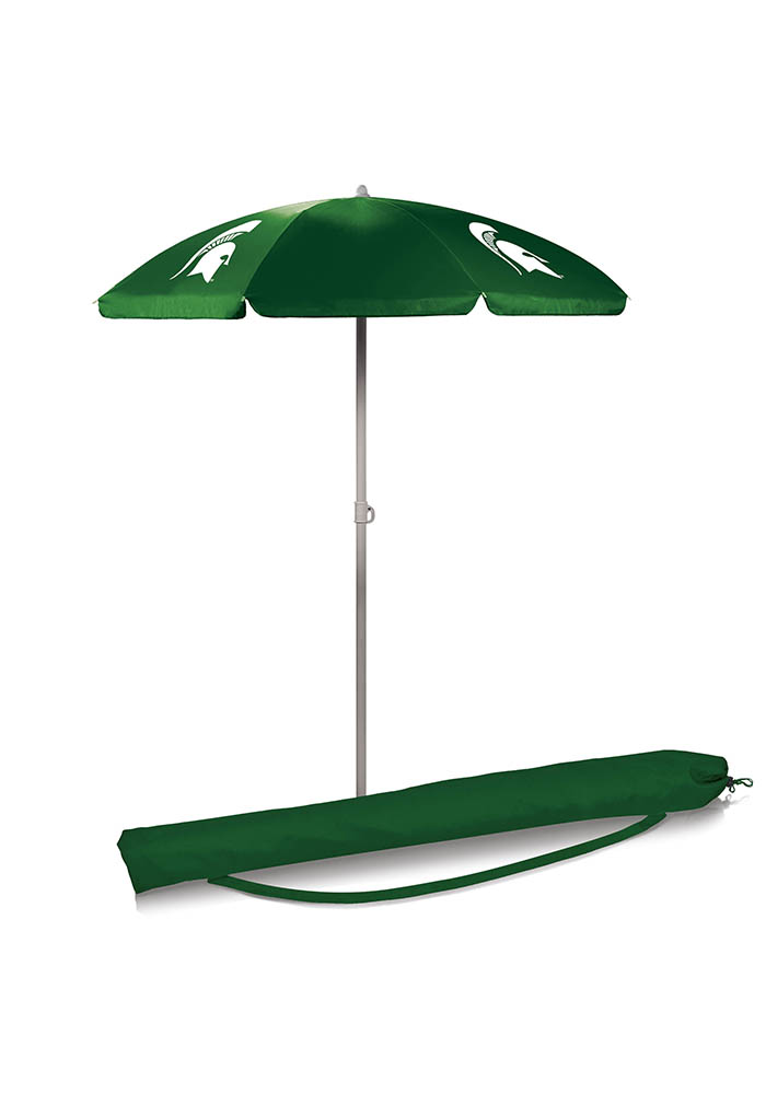 Michigan State Spartans Umbrella Tent - Image 1