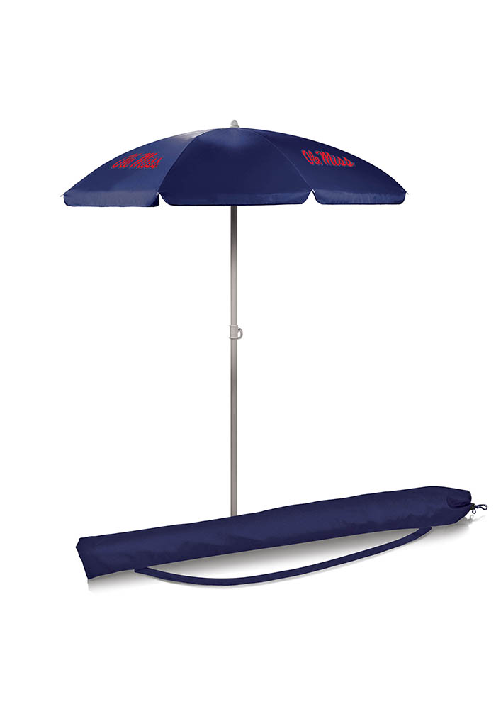 Ole Miss Rebels Umbrella Tent - Image 1