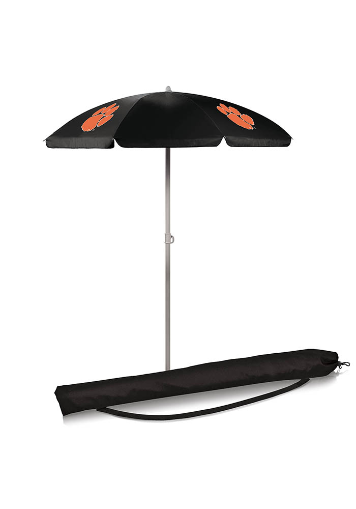 Clemson Tigers Umbrella Tent - Image 1