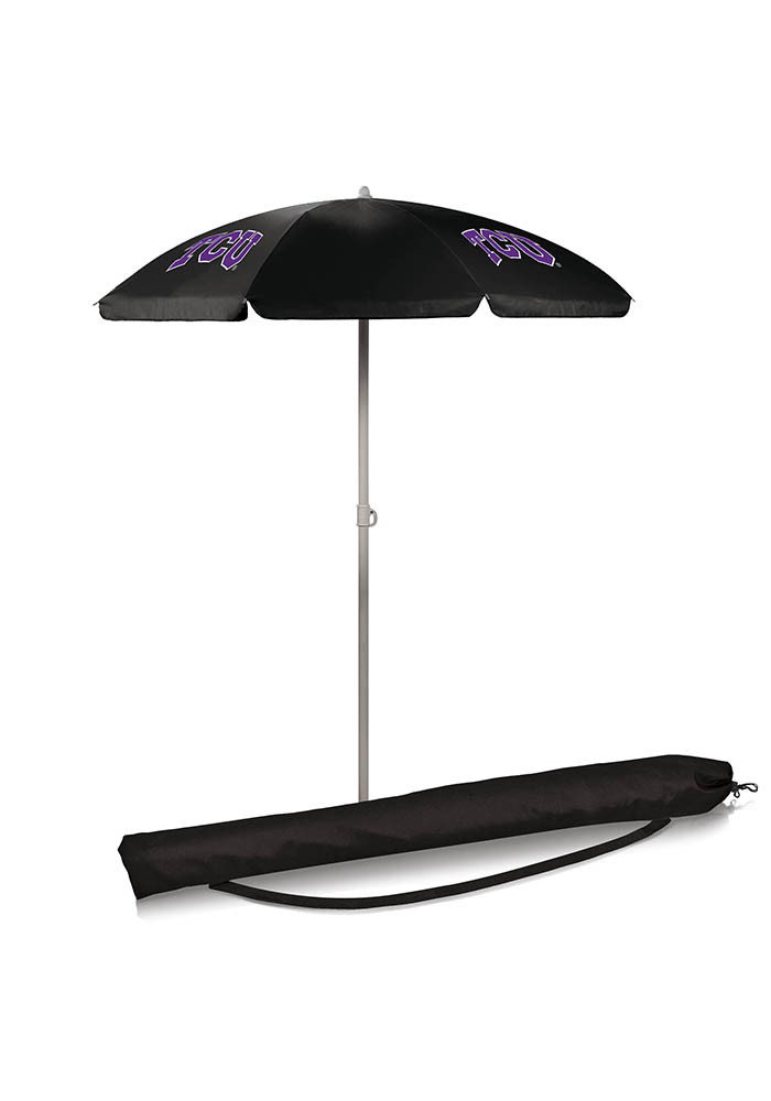 TCU Horned Frogs Umbrella Tent - Image 1