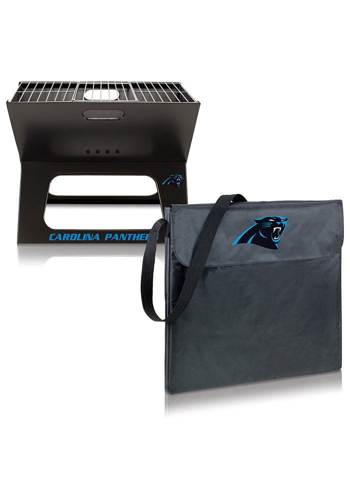 Carolina Panthers 22x21x3 X-Grill Other BBQ - Image 2