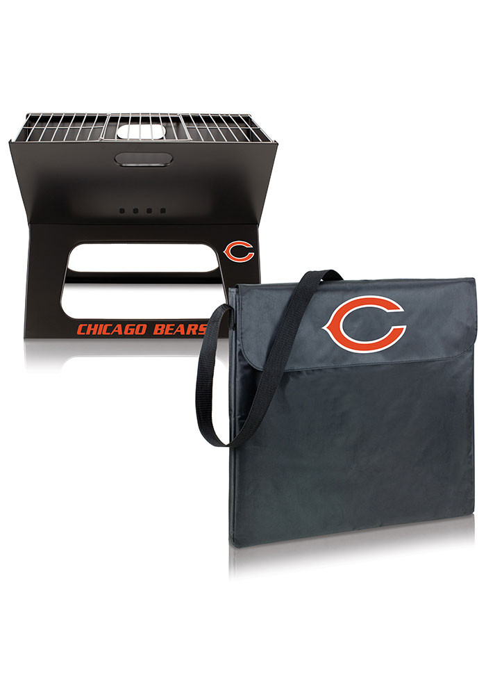 Chicago Bears 22x21x3 X-Grill Other BBQ - Image 2