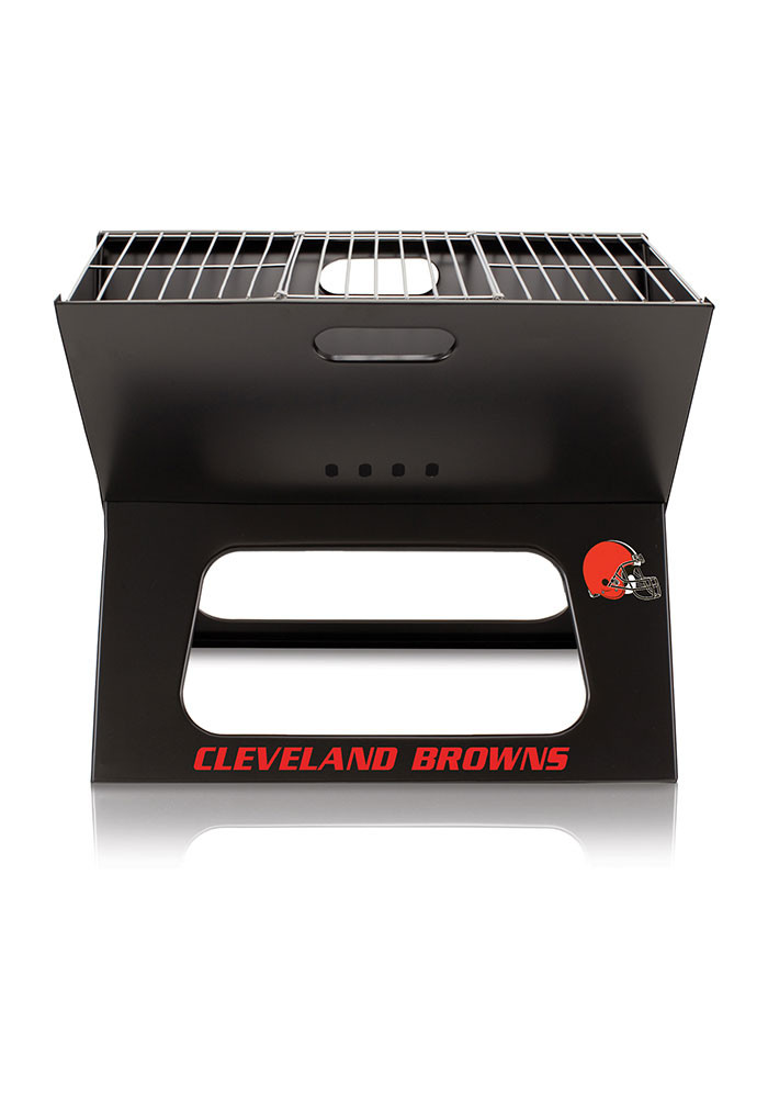 Cleveland Browns 22x21x3 X-Grill Other BBQ - Image 1