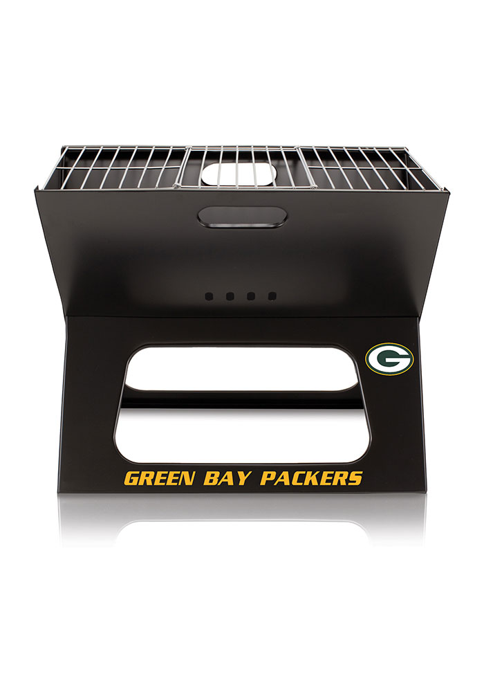 Green Bay Packers 22x21x3 X-Grill Other BBQ - Image 1