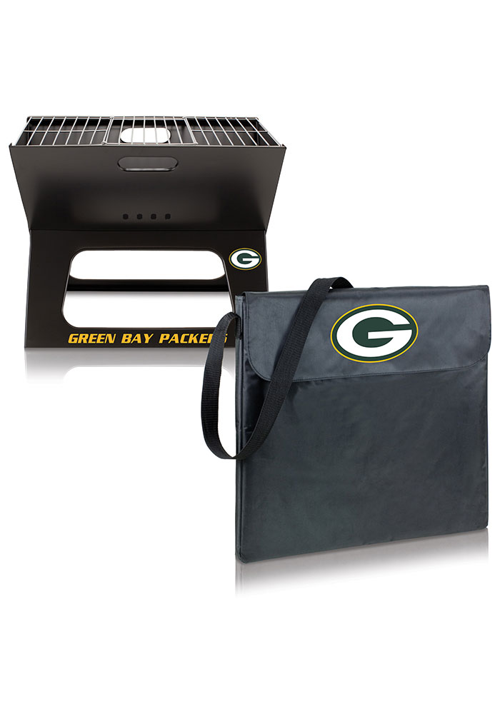 Green Bay Packers 22x21x3 X-Grill Other BBQ - Image 2