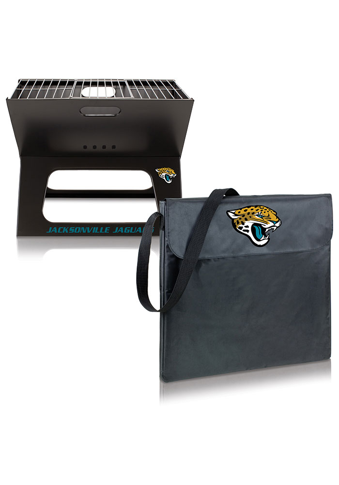 Jacksonville Jaguars 22x21x3 X-Grill Other BBQ - Image 2