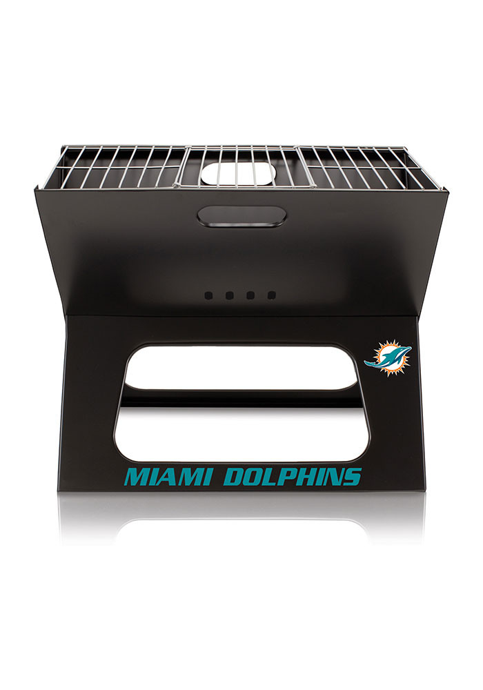 Miami Dolphins 22x21x3 X-Grill Other BBQ - Image 1