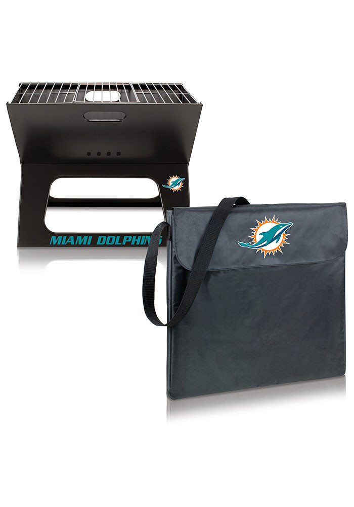Miami Dolphins 22x21x3 X-Grill Other BBQ - Image 2