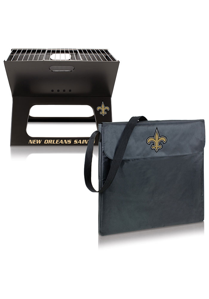 New Orleans Saints 22x21x3 X-Grill Other BBQ - Image 2