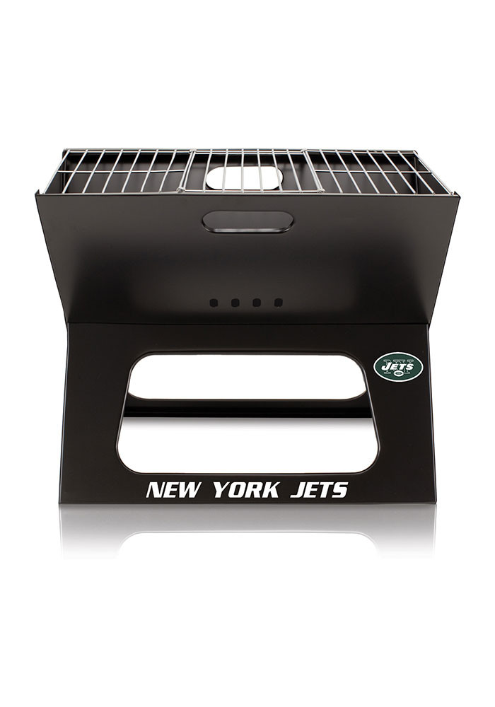 New York Jets 22x21x3 X-Grill Other BBQ - Image 1