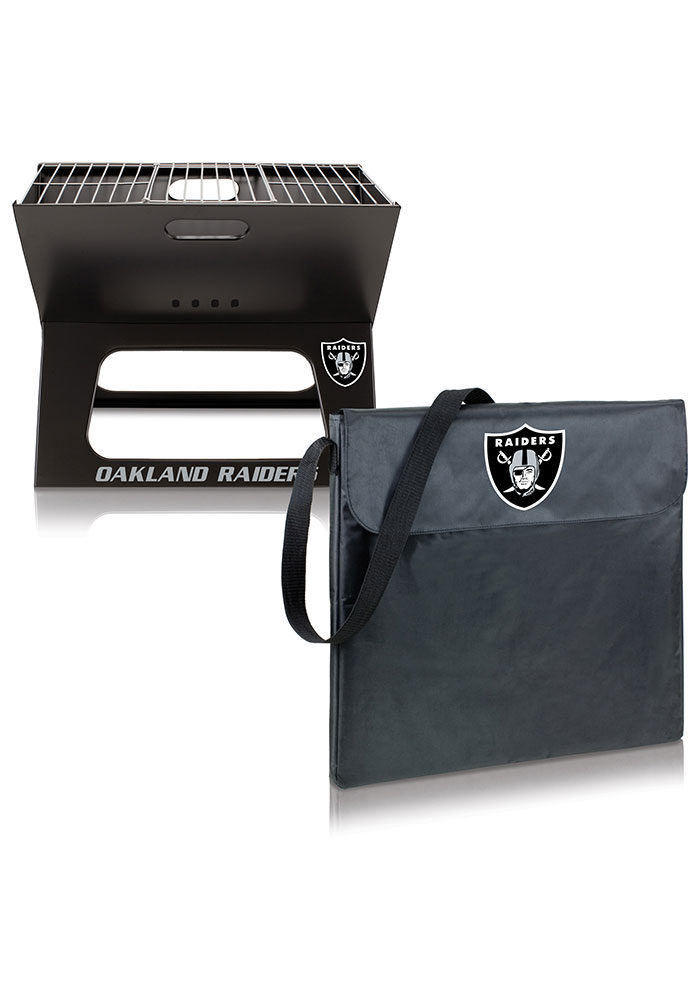 Oakland Raiders 22x21x3 X-Grill Other BBQ - Image 2