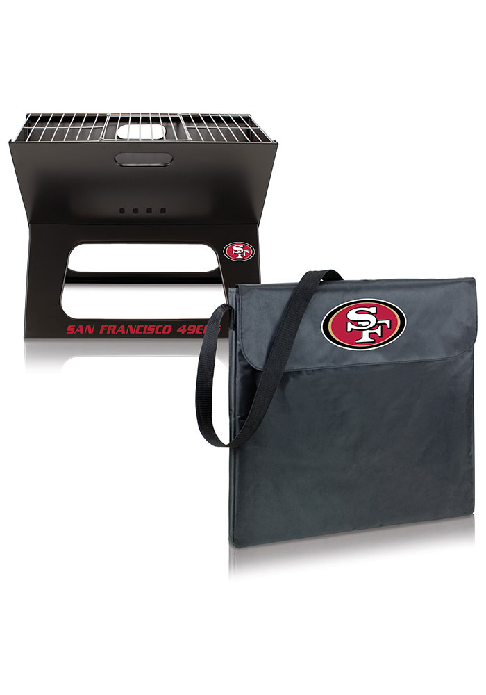 San Francisco 49ers 22x21x3 X-Grill Other BBQ - Image 2