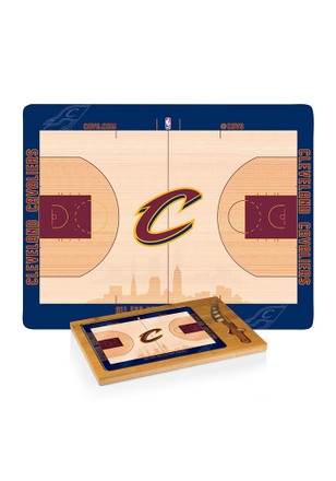 Cleveland Cavaliers Icon Cutting Board