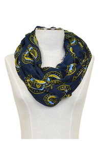 Philadelphia Union Womens Logo Infinity Scarf - Navy Blue
