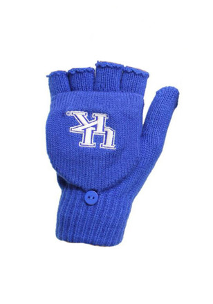 Kentucky Wildcats Fingerless Womens Gloves