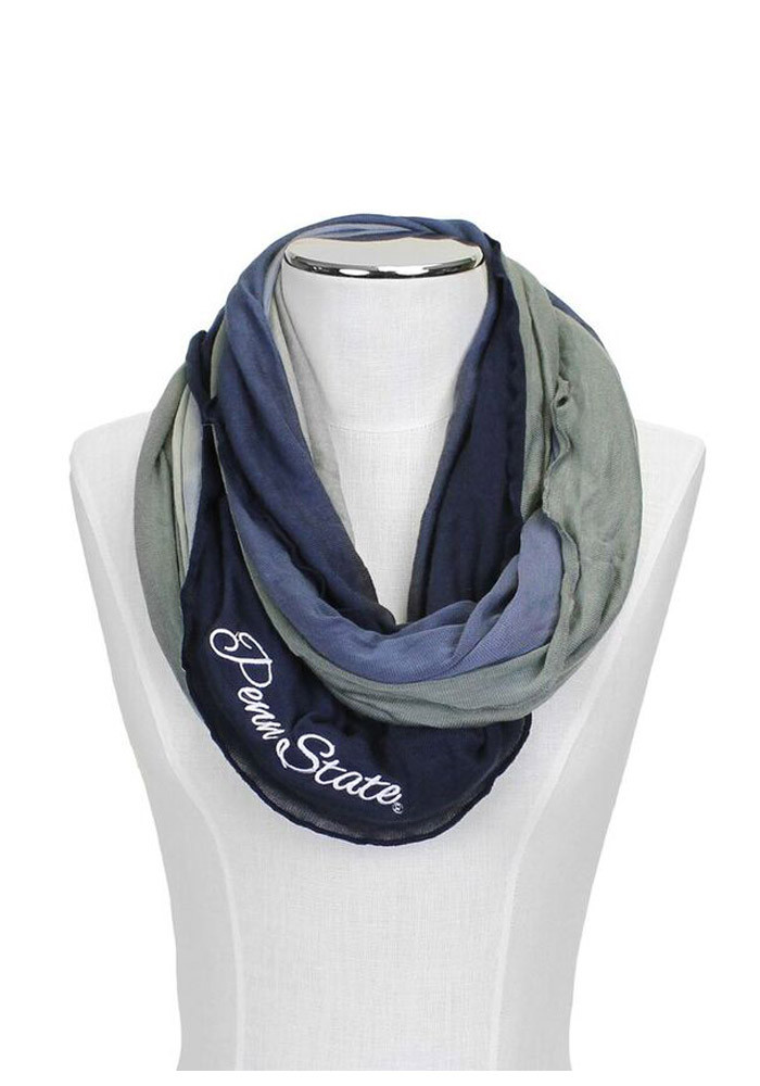Penn State Nittany Lions Ombre Infinity Womens Scarf - Image 1
