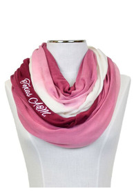 Texas A&M Aggies Womens Ombre Infinity Scarf - Maroon