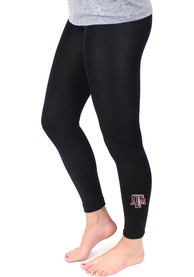 Texas A&M Aggies Womens Embroidered Pants - Black