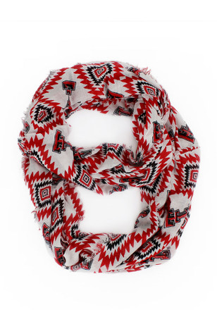 Texas Tech Red Raiders Southwest Infinity Womens Scarf