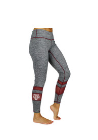Texas A&M Aggies Womens Color Mesh Pants - Grey