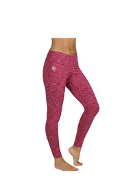 Texas A&M Aggies Womens Space Dye Pants - Maroon