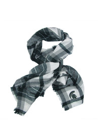 Michigan State Spartans Womens Tailgate Scarf - Green